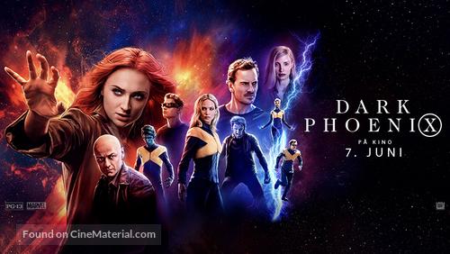 Dark Phoenix - Norwegian Movie Poster