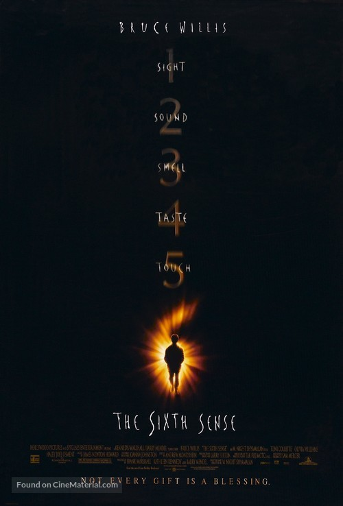 The Sixth Sense - Movie Poster