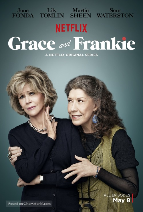 """Grace and Frankie"" - Movie Poster"