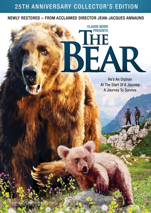The Bear - DVD movie cover