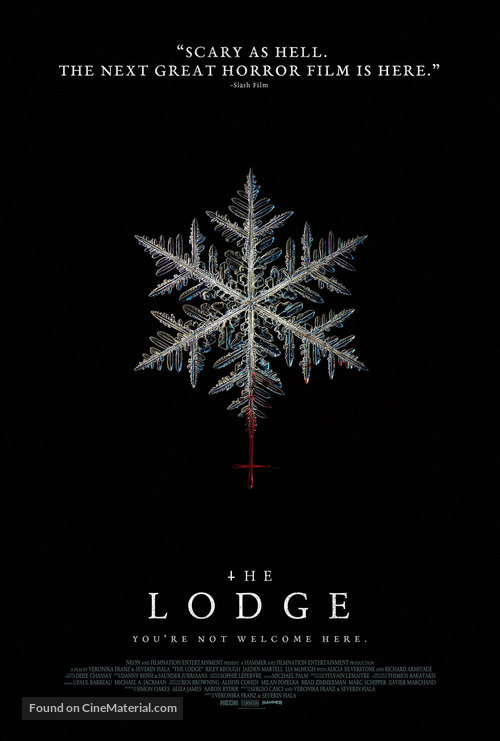 The Lodge - Movie Poster