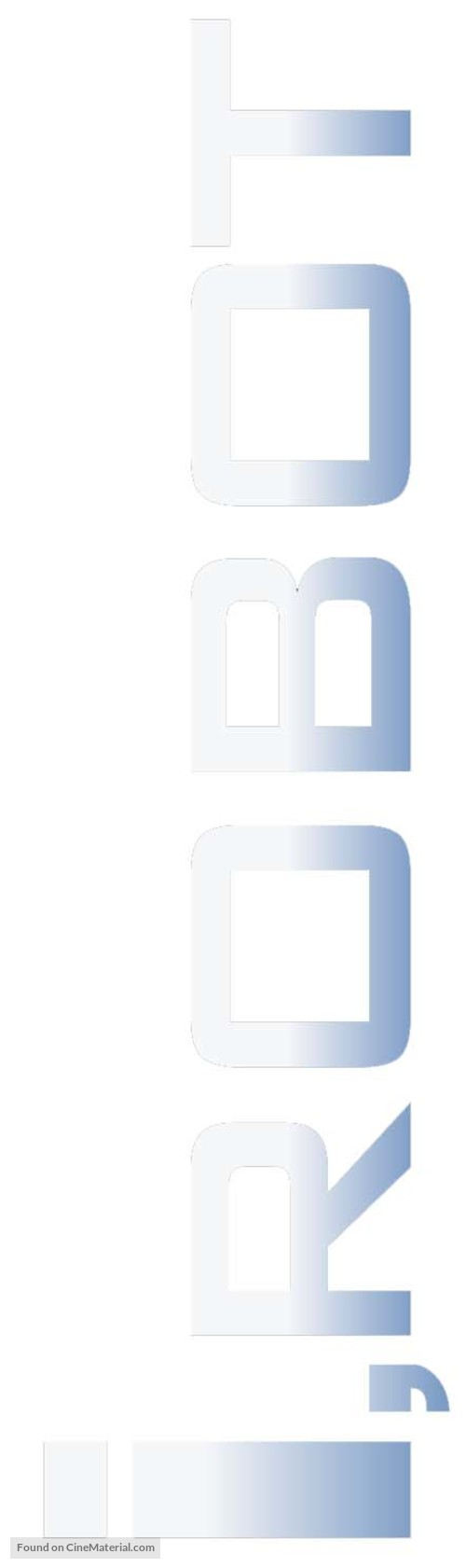 I, Robot - Logo