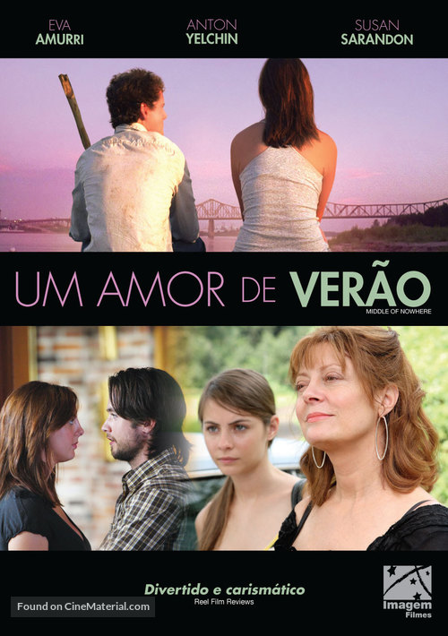 Middle of Nowhere - Brazilian Movie Poster