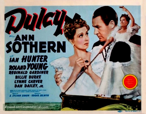 Dulcy - Movie Poster