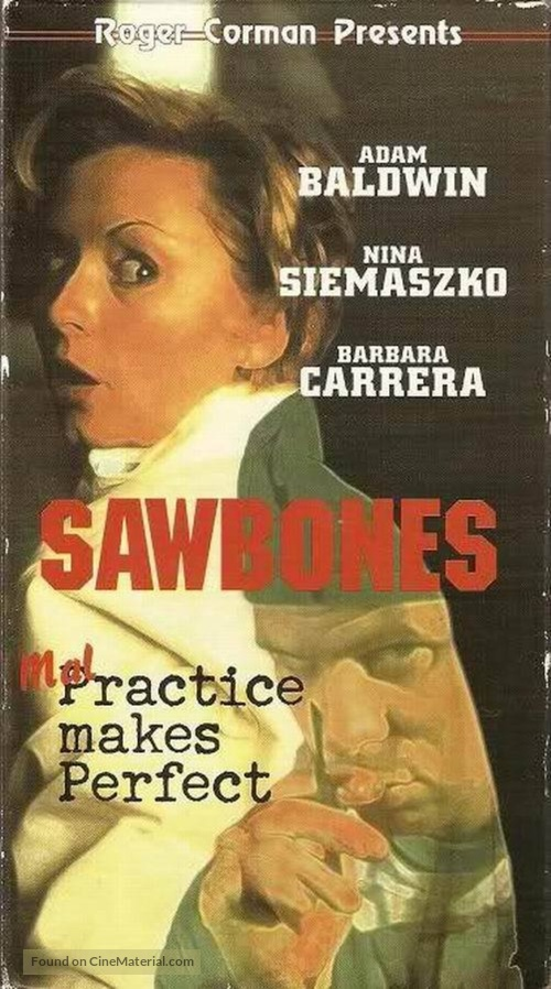 Sawbones - Movie Cover