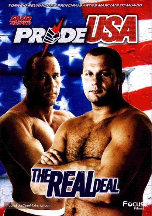"""Pride Fighting Championships"" - Brazilian Movie Cover"