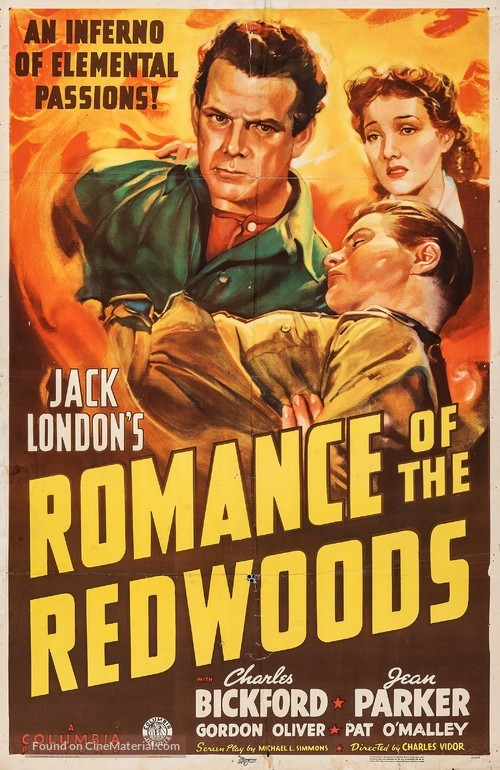 Romance of the Redwoods - Movie Poster