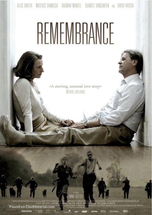 Die verlorene Zeit - British Movie Poster
