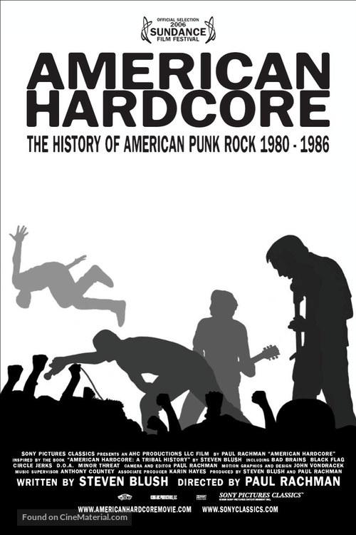 American Hardcore - poster