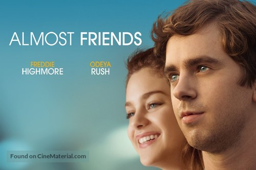 Almost Friends - Movie Poster