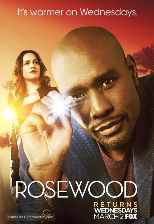 """""""Rosewood"""" - Movie Poster"""