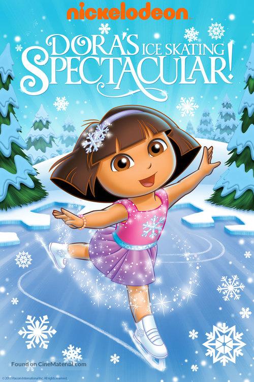"""""""Dora the Explorer"""" - DVD movie cover"""