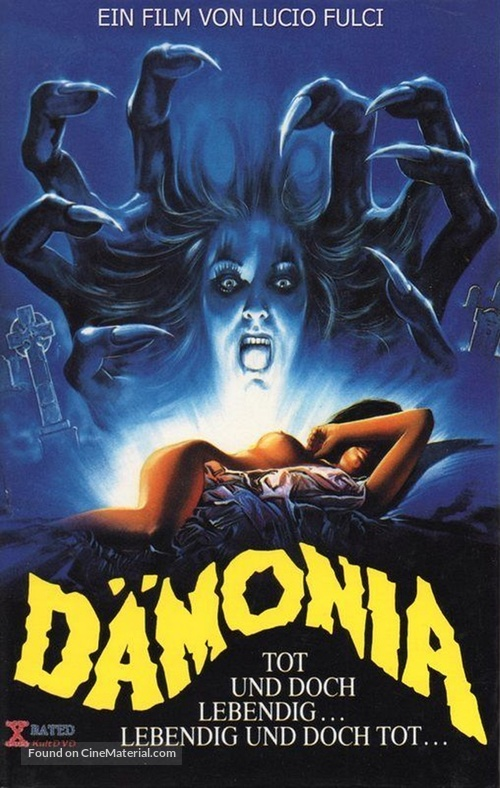 Aenigma - German DVD movie cover