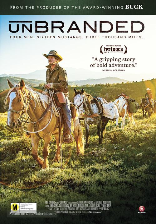 Unbranded - Australian Movie Poster