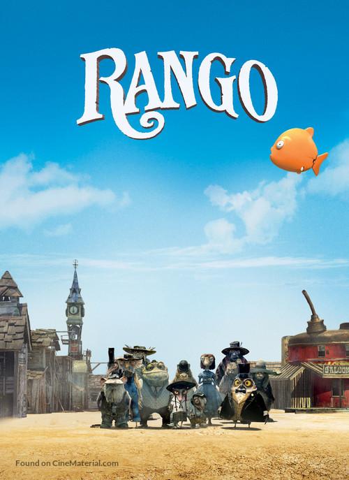 Rango - Movie Poster