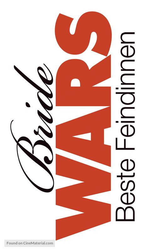 Bride Wars - German Logo