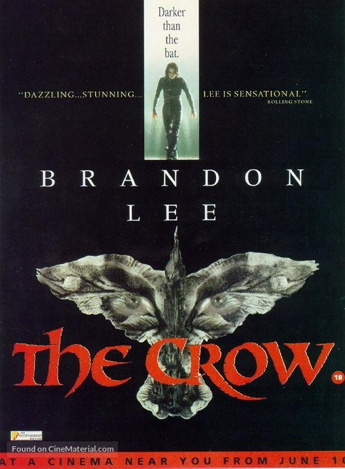The Crow - Movie Poster