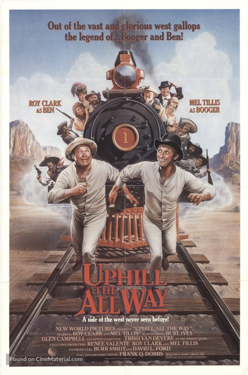 Uphill All the Way - Movie Poster