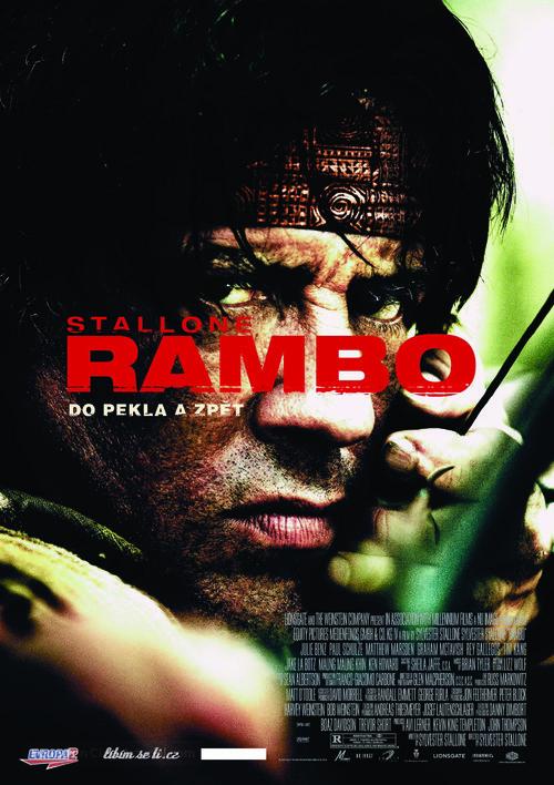 Rambo - Czech poster