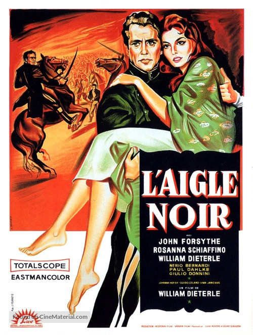 Il vendicatore - French Movie Poster