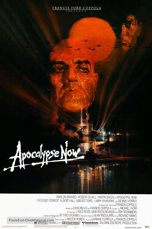 Apocalypse Now - Theatrical movie poster