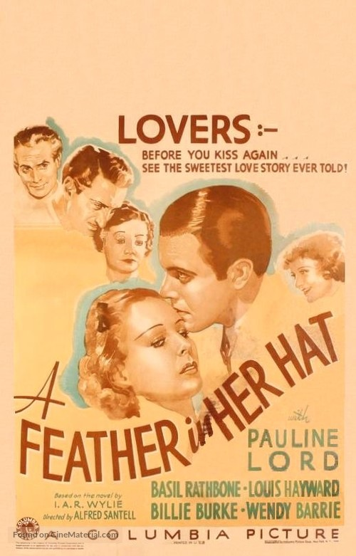 A Feather in Her Hat - Movie Poster