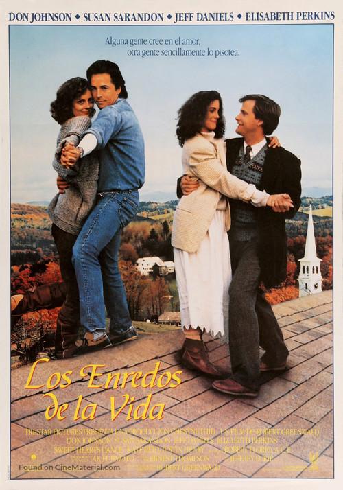 Sweet Hearts Dance - Spanish Movie Poster