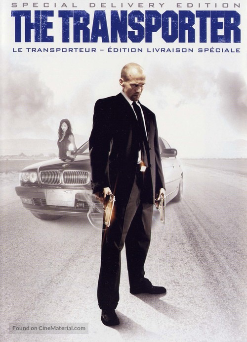 The Transporter - Movie Cover