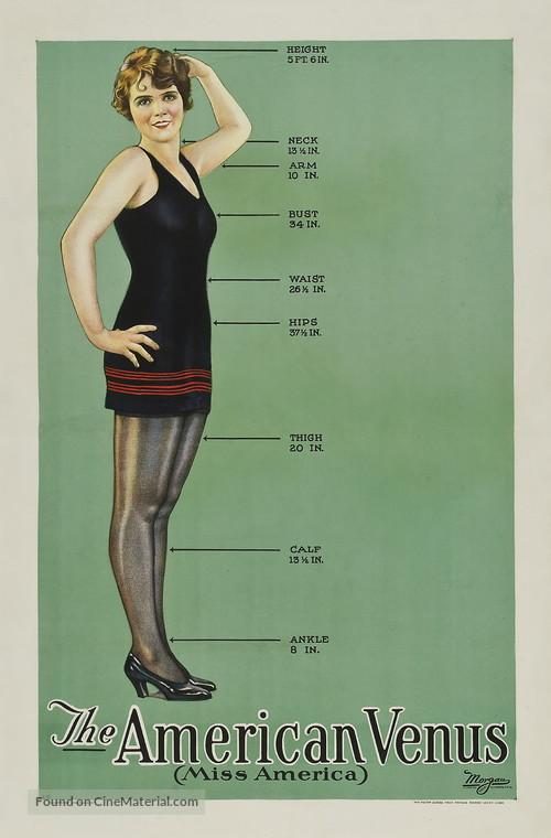 The American Venus - Movie Poster