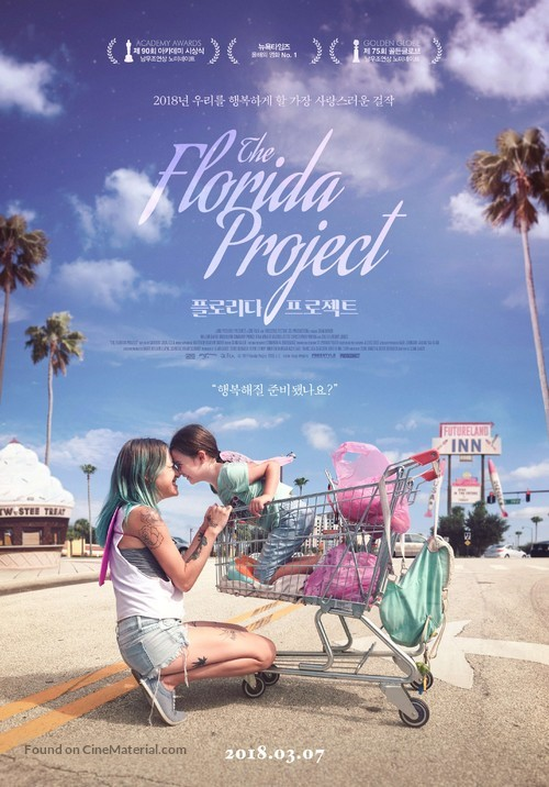 「Florida project poster」の画像検索結果