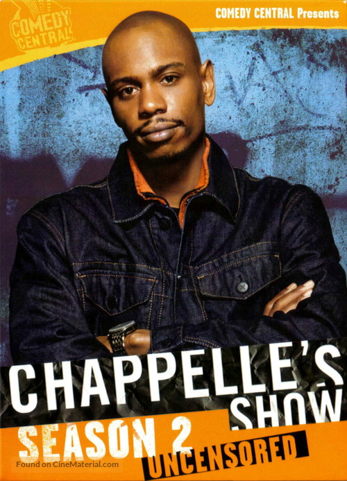 """Chappelle's Show"" - DVD movie cover"