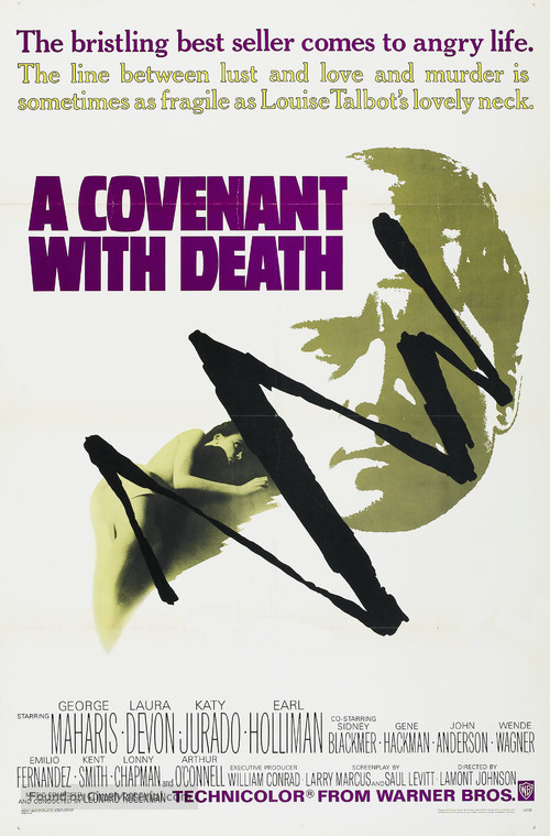 A Covenant with Death - Movie Poster