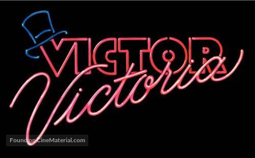 Victor/Victoria - Logo