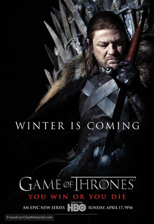 """Game of Thrones"" - Character movie poster"