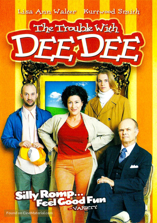 The Trouble with Dee Dee - DVD movie cover