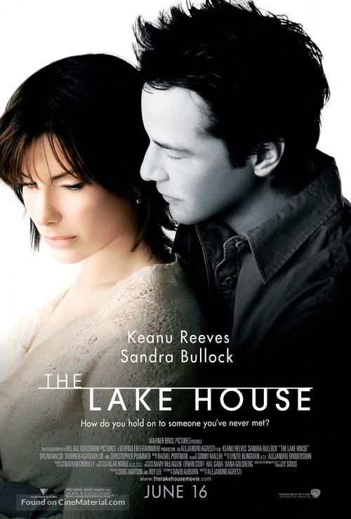 The Lake House - Movie Poster