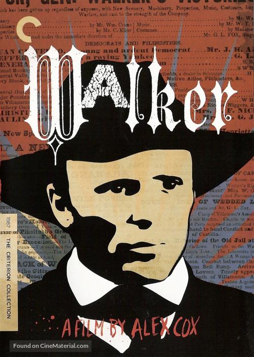 Walker - DVD movie cover