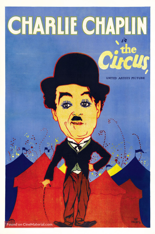 The Circus - Theatrical movie poster