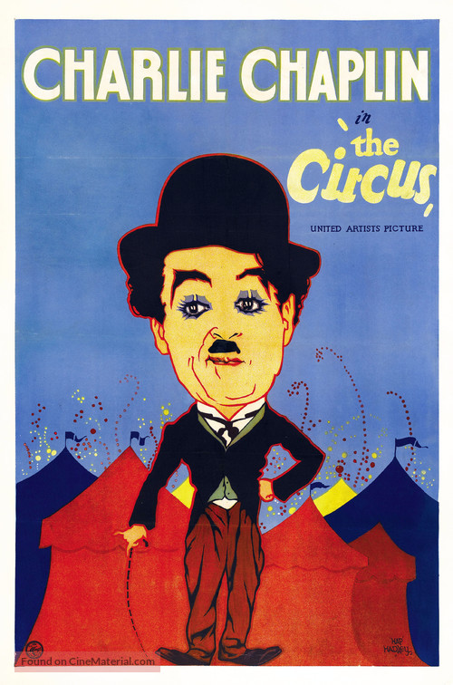 The Circus - Theatrical poster