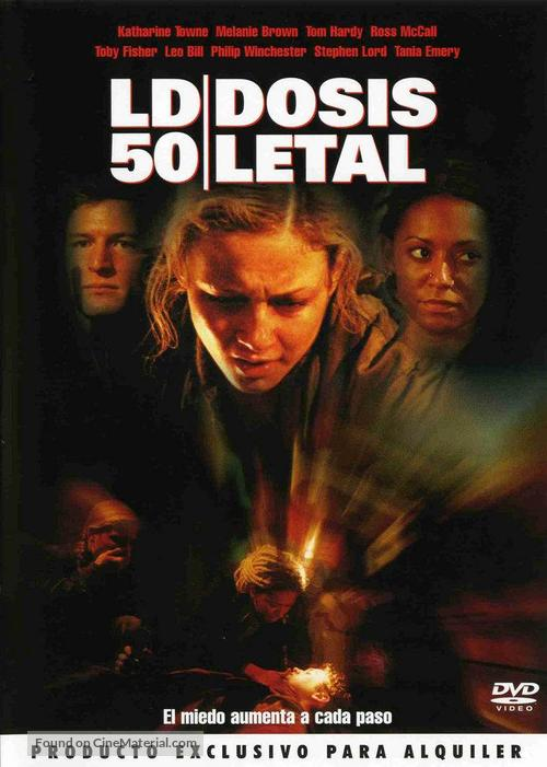 LD 50 Lethal Dose - Spanish Movie Poster