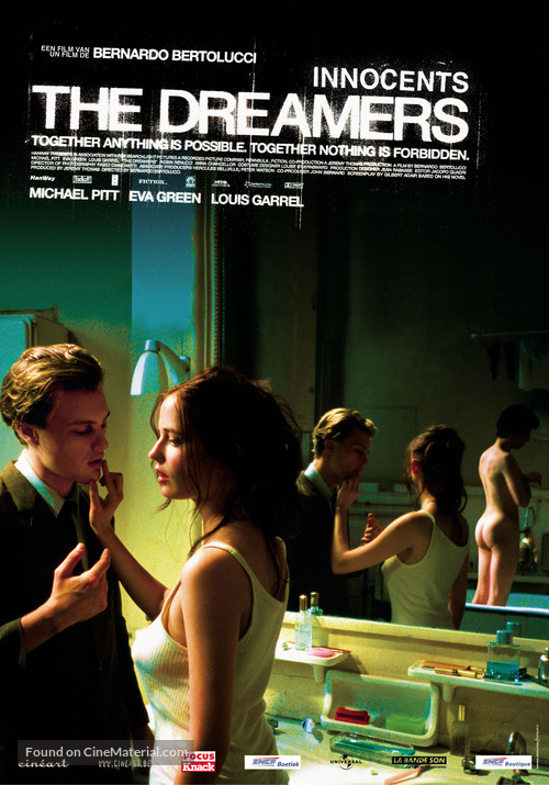 The Best Films of ALL TIME Countdown thread - 2018 - Page 3 The-dreamers-belgian-movie-poster