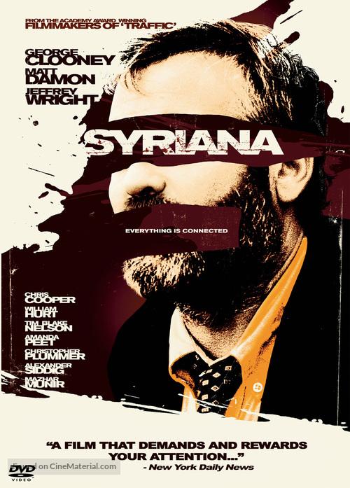 Syriana - poster