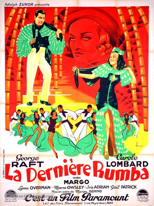 Rumba - French Movie Poster