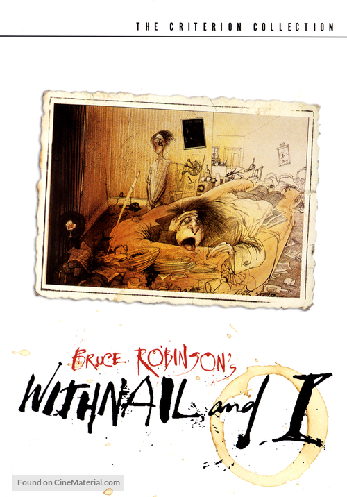 Withnail & I - DVD movie cover