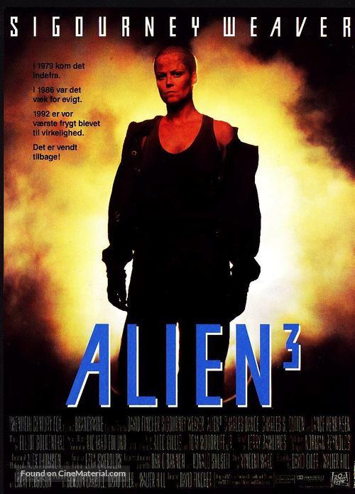 Alien 3 - Dutch poster