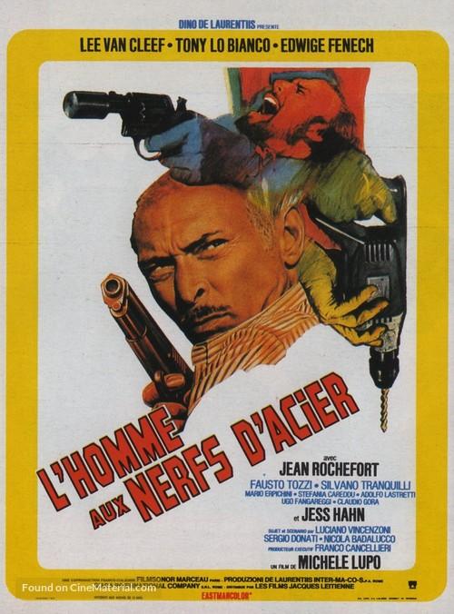 Dio, sei proprio un padreterno! - French Movie Poster