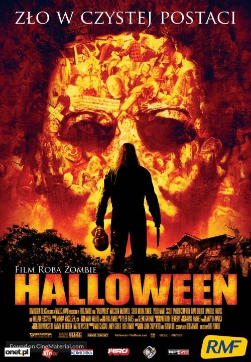 Halloween - Polish Movie Poster