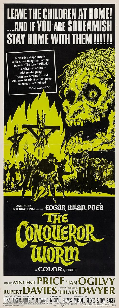Witchfinder General - Movie Poster
