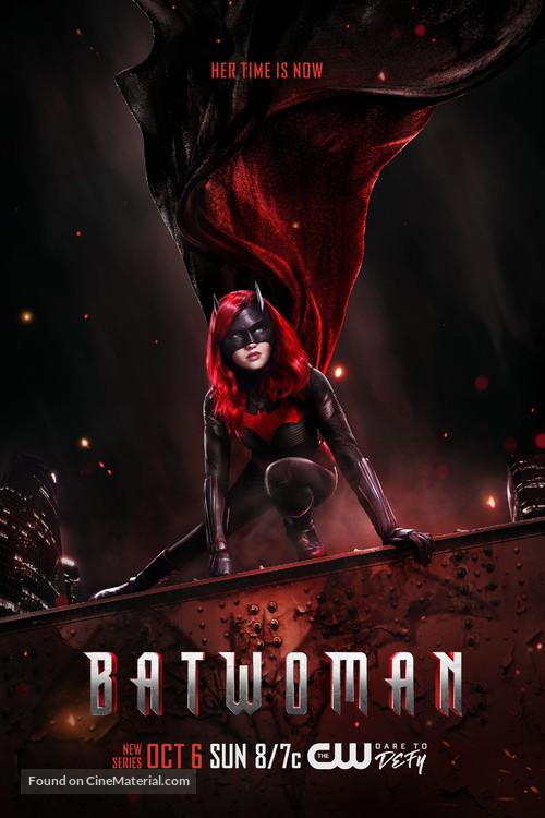 """Batwoman"" - Movie Poster"