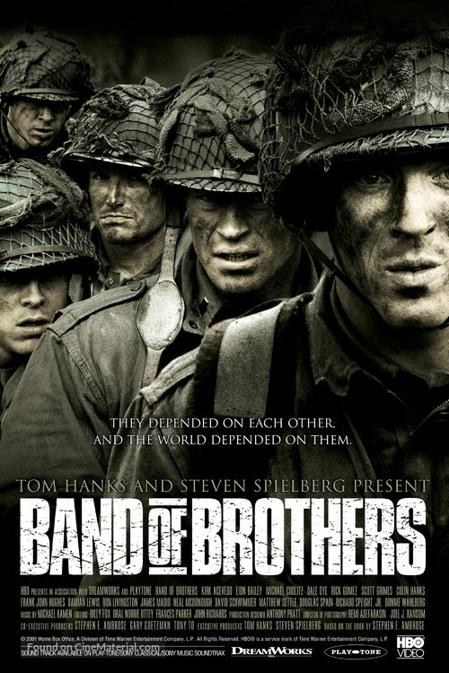 """""""Band of Brothers"""" - Movie Poster"""